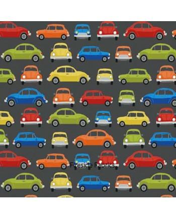 AUTO - CARS - DARK GREY
