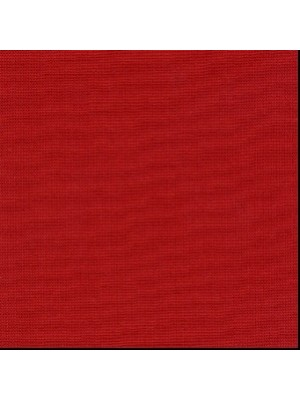 PLAIN COTTON - CARDINAL RED
