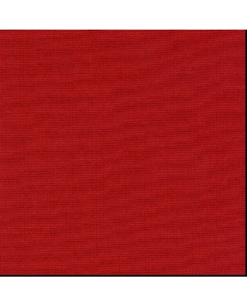 PLAIN COTTON - CHRISTMAS RED