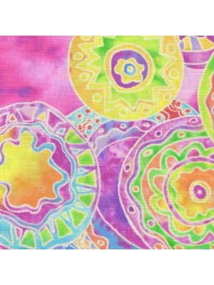 OODLES OF DOODLES - CIRCLES - PASTEL