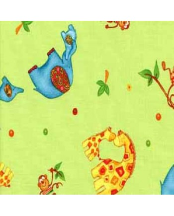 SAFARI SWEETHEARTS - GREEN (1 Left)