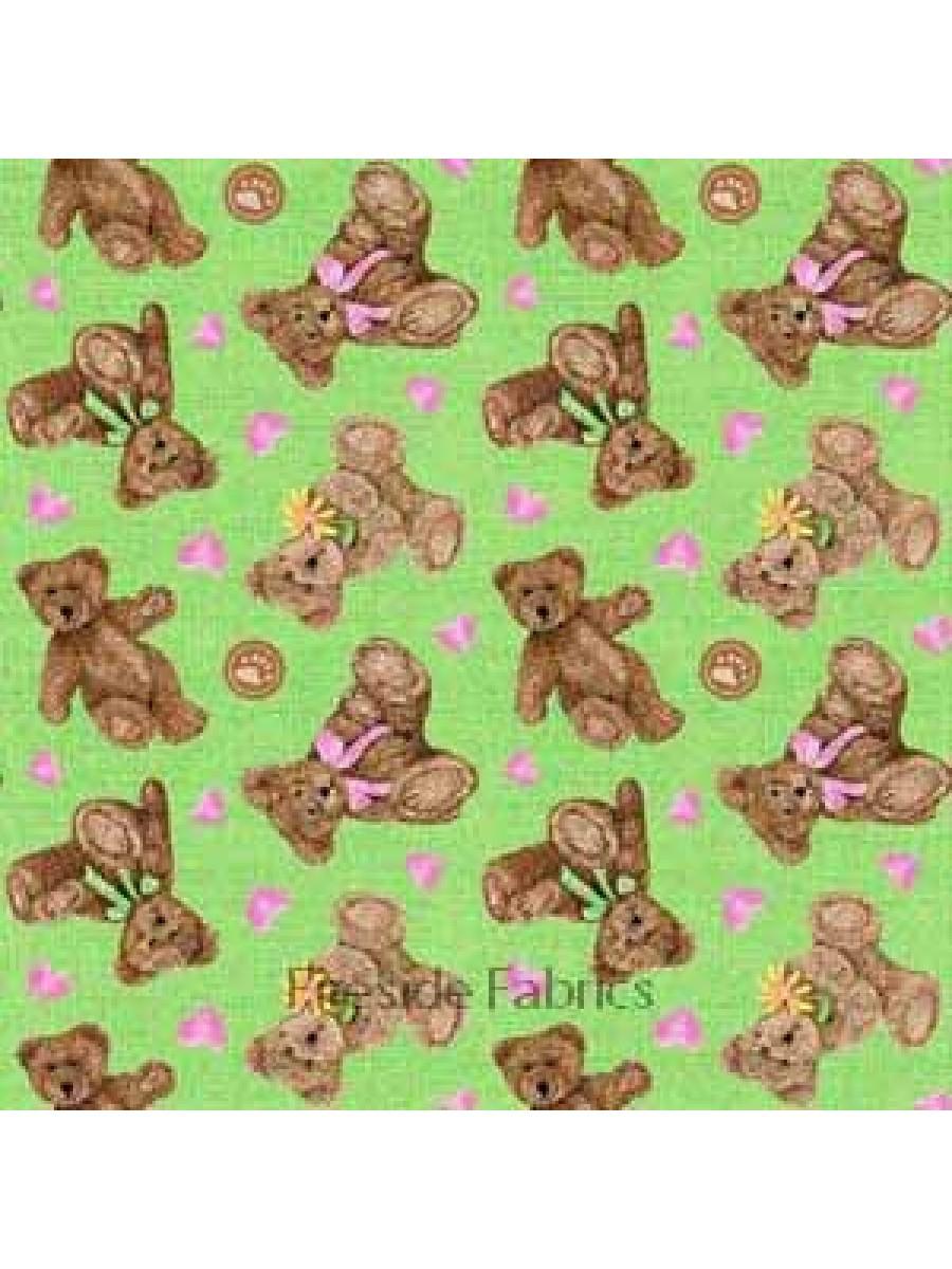 BOYDS BEARS - SCATTERED - GREEN (1 left)