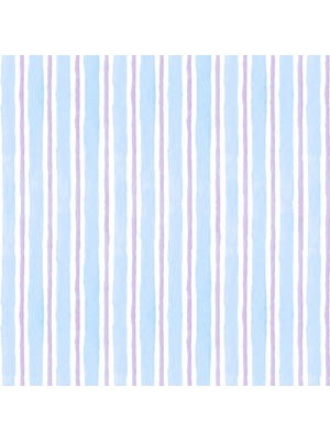 310 -  STRIPE - BLUE