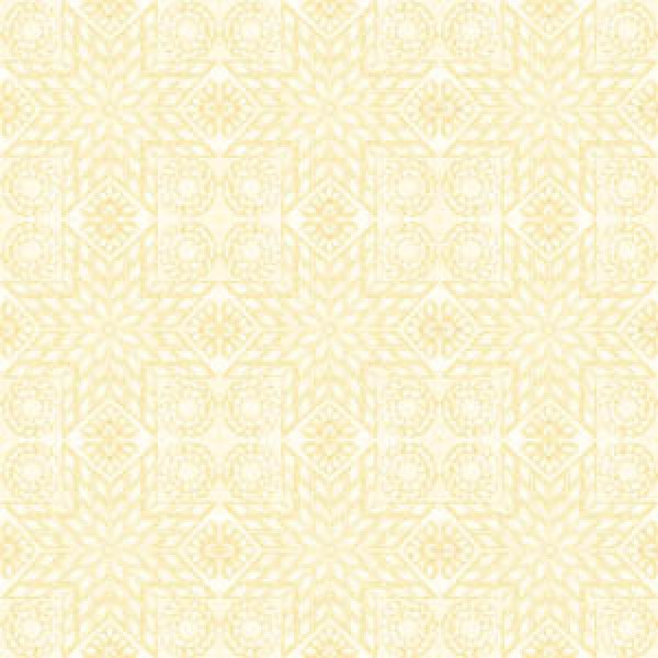 TEACUPS AND ROSES - QUILT - YELLOW (1 left)