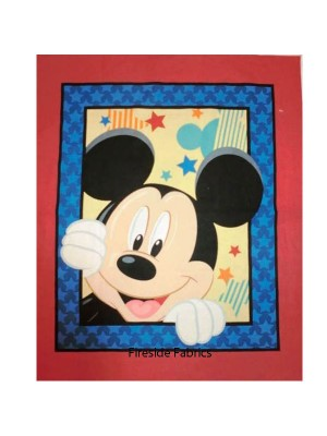 MICKEY MOUSE OUT TO PLAY Lg PANEL