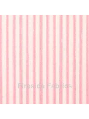 TICKING STRIPE - PINK
