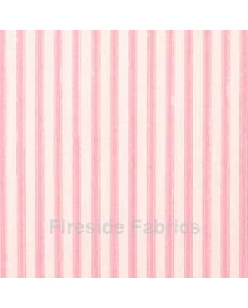 TICKING STRIPE - PINK (1 Left)