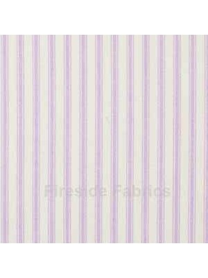 TICKING STRIPE - LILAC