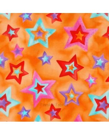 STARS - ORANGE