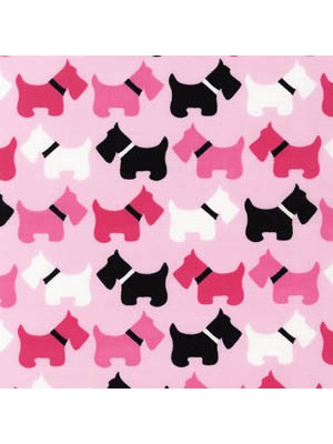 URGAN ZOOLOGIE - SCOTTIES - PINK
