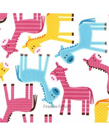 URBAN ZOOLOGIE - HORSES - SPRING