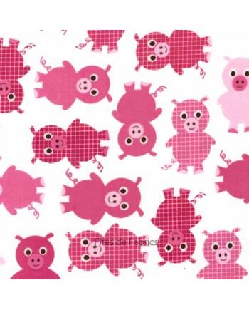 URBAN ZOOLOGIE - PIGS - PINK