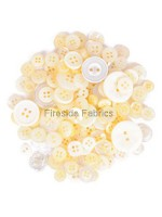 TRIMITS BUTTON PACK - IVORY