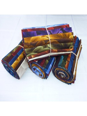 FIRESIDE FABRICS 5 INCH ROLL - 14 - CHANGING SEASONS