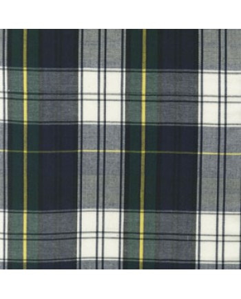 CUD13041-4 - HOUSE OF WALES PLAIDS - BLUE