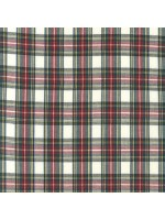 CUD13044-15 - HOUSE OF WALES PLAIDS - NATURAL