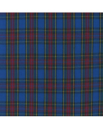 CUD13044-4 - HOUSE OF WALES PLAIDS - BLUE