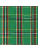 CUD13045-7 - HOUSE OF WALES PLAIDS - GREEN