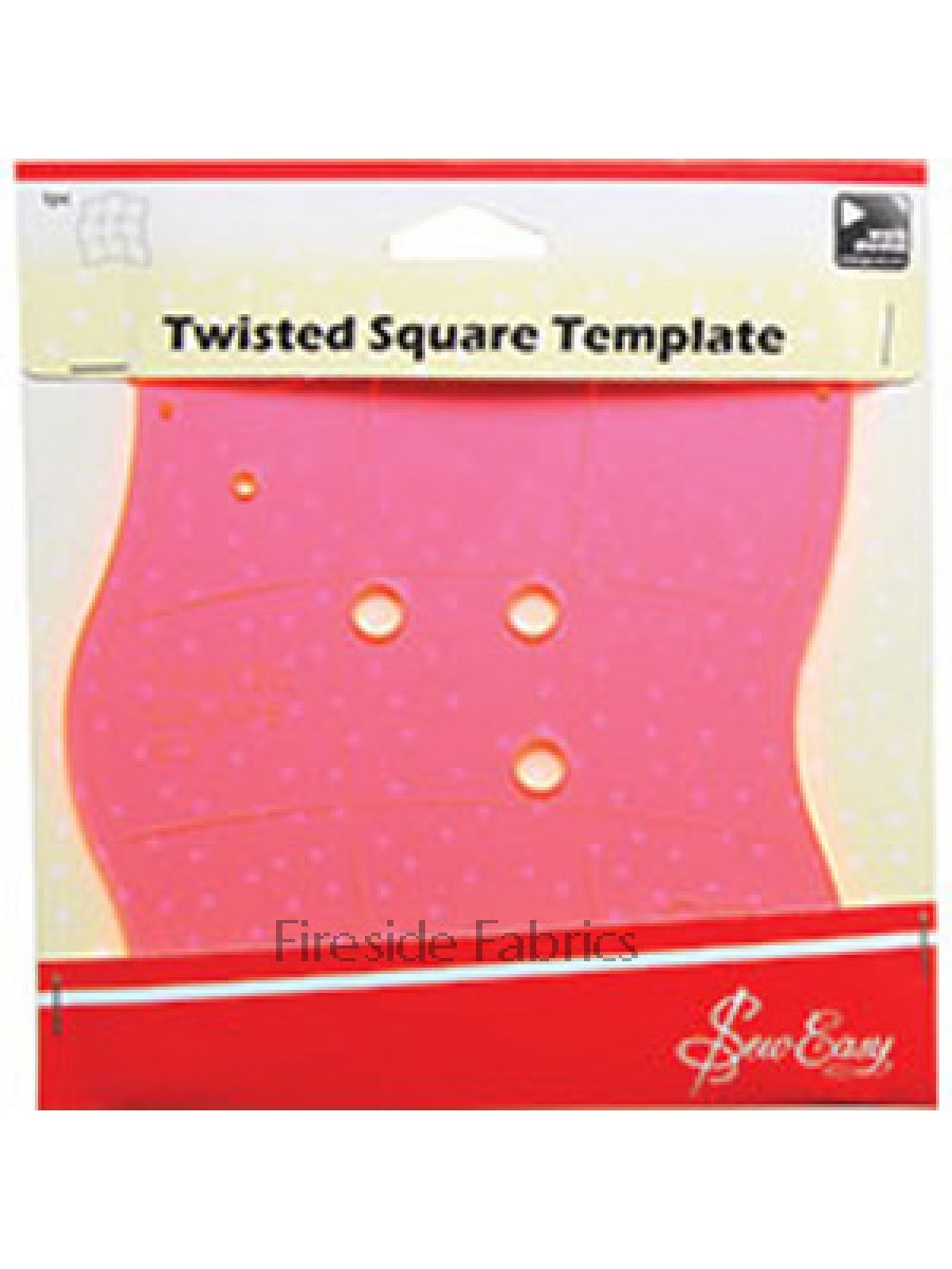 TWISTED SQUARE TEMPLE