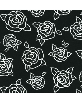 NIGHT AND DAY - ROSE - BLACK