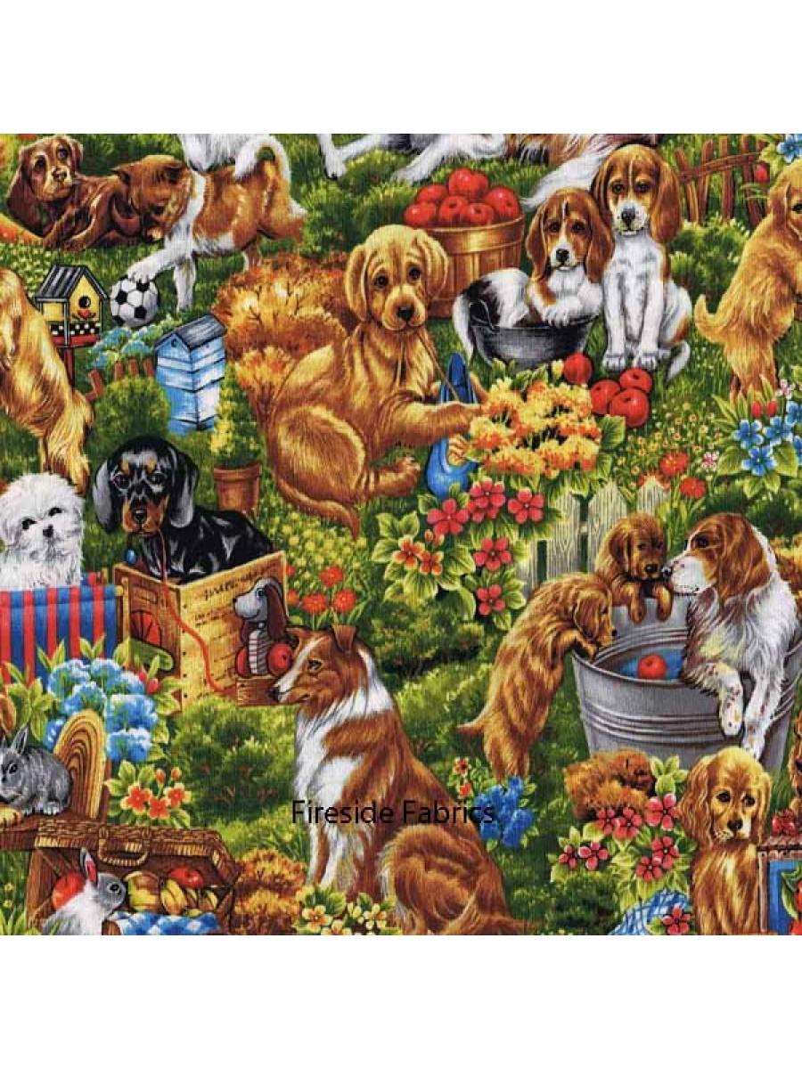 FURRY FRIEND - DOGS