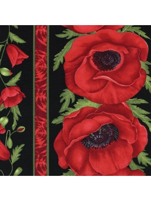POPPIES - STRIPE