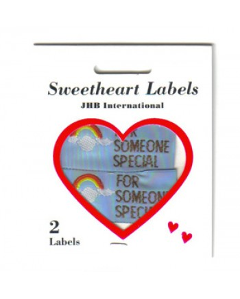QUILTERS LABELS - FOR SOMEONE SPECIAL