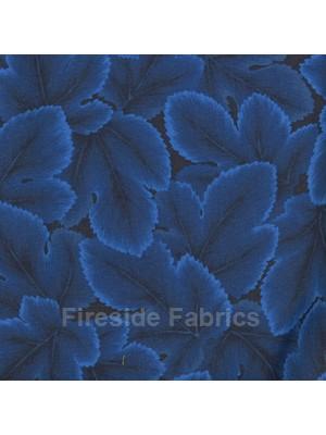 CHANGING SEASONS - LEAF - BLUE
