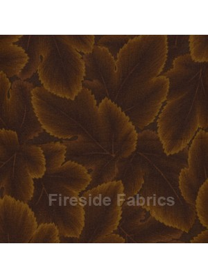 CHANGING SEASONS - LEAF - BROWN