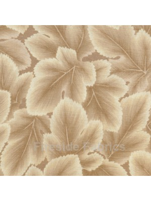 CHANGING SEASONS - LEAF - CREAM