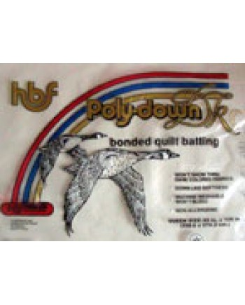 HOBBS POLYDOWN -  DOUBLE - FULL - DOUBLE