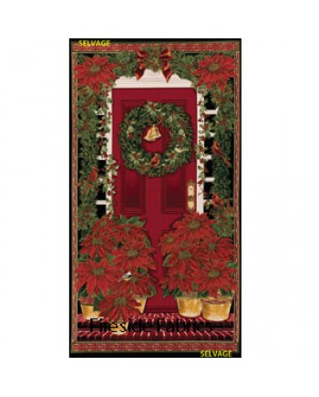 CHRISTMAS DOOR PANEL