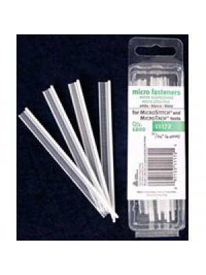 MICRO FASTENERS - 4.4mm - WHITE
