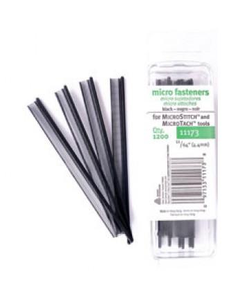 MICRO FASTENERS - 4.4mm - BLACK