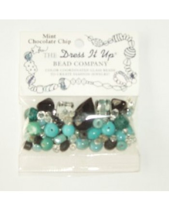 BEADS - MINT CHOCOLATE CHIP