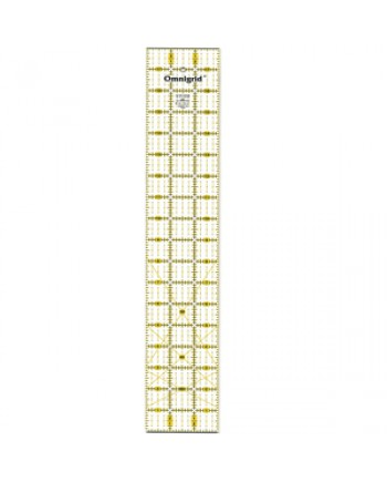 OMNIGRID RULER - 3 X 18 ins