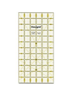 OMNIGRID RULER 6 X 12ins
