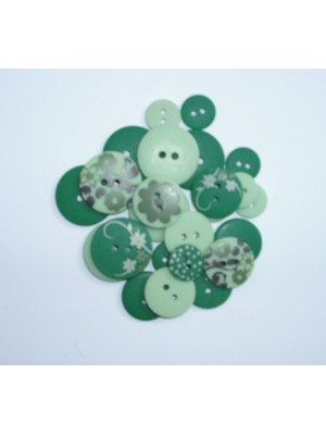 BUTTON PACK - GREEN