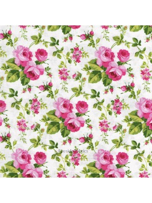 SWEET JANE - ROSES - WHITE