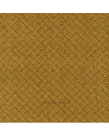ORIENTAL TRADITIONS - WEAVE - GOLD (1 Left)