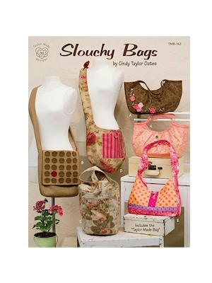 SLOUCHY BAGS BOOK OF PATTERNS