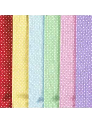 SPOTTY - 6 FAT QUARTER PACK