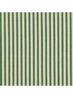TICKING STRIPE - DK GREEN