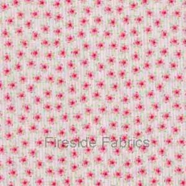 TEA PARTY - DITZY FLOWER - PINK