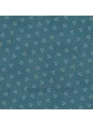 BOTANICAL - TONAL LEAF - BLUE