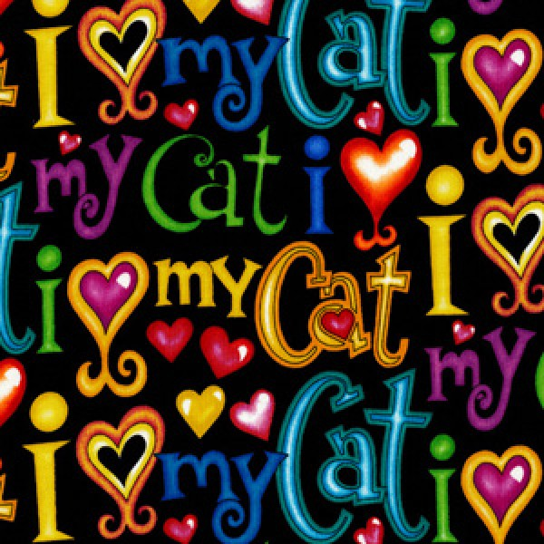 I LOVE MY CAT (2 Left)