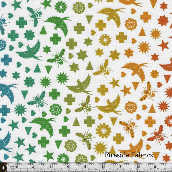ART THEORY - SEVENTY SIX BIRD & BEE - DAY