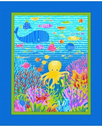 ALPHA FISH - COT PANEL