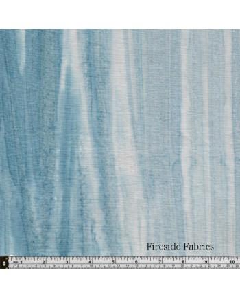 BATIK - LANDSCAPE - BLUE