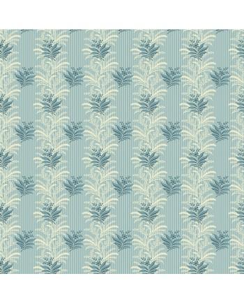BLUE BIRD - FROZEN LAKE - FROST